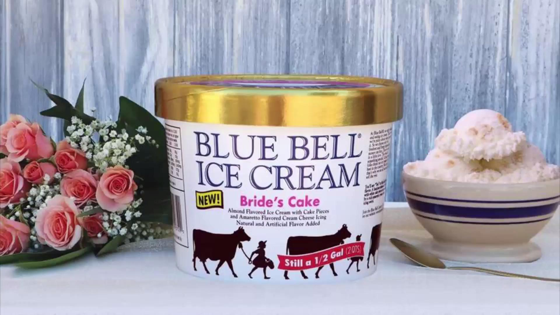 Don t tell halloween we re totally obsessed with blue for Christmas cookie ice cream blue bell
