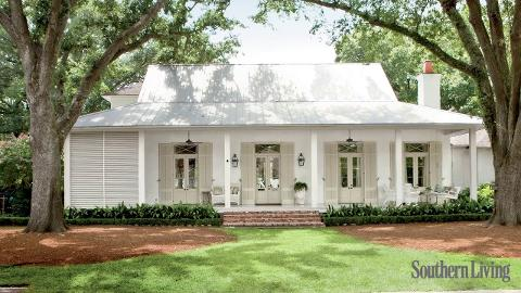 choosing exterior paint colors southern living