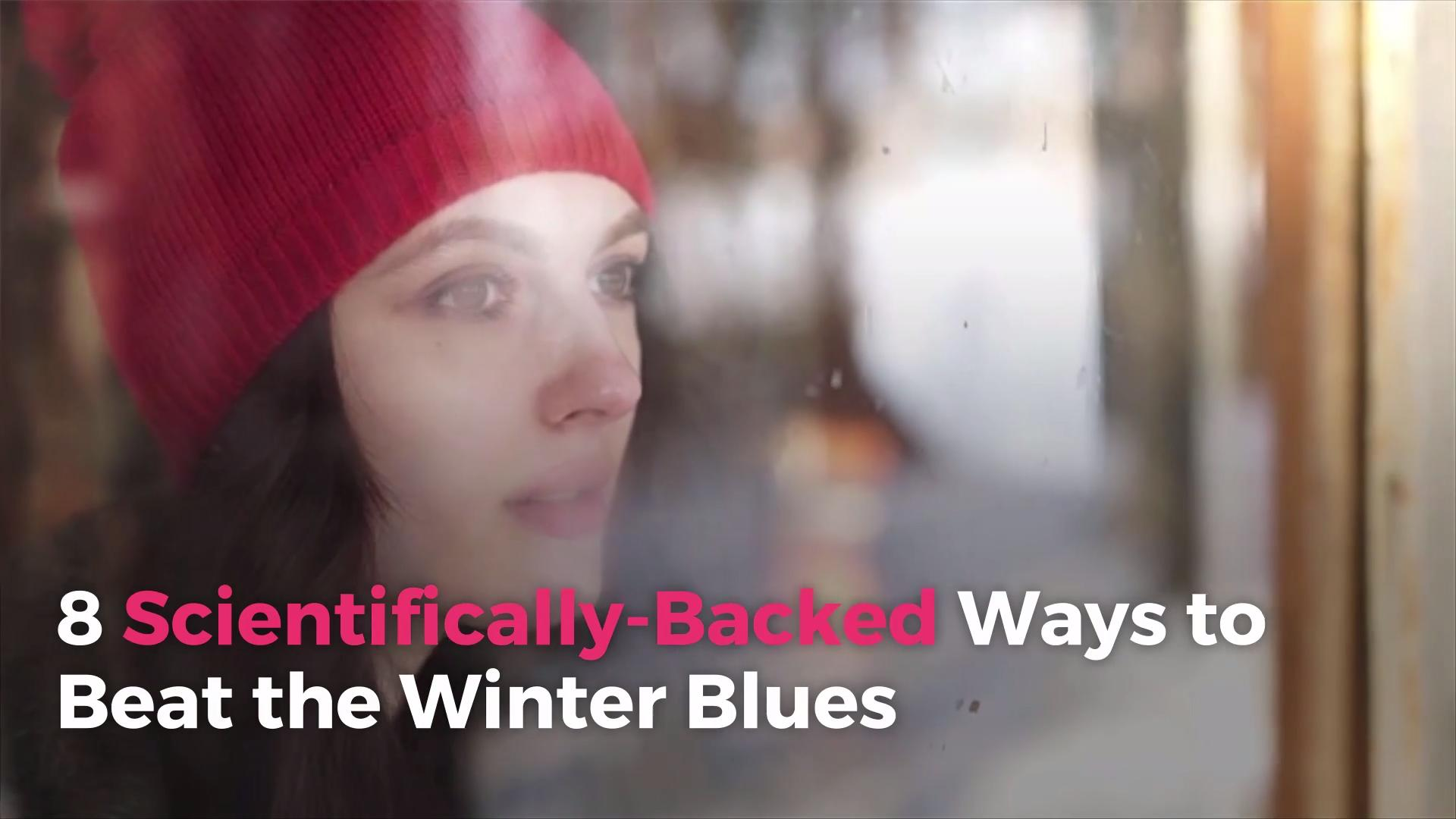 8 scientifically backed ways to beat the winter blues real simple