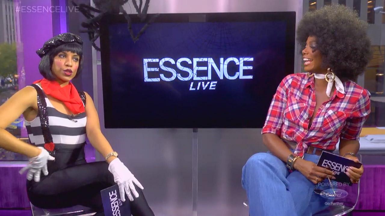 Danielle Brooks and Jessica Williams Halloween Costume | Essence.com