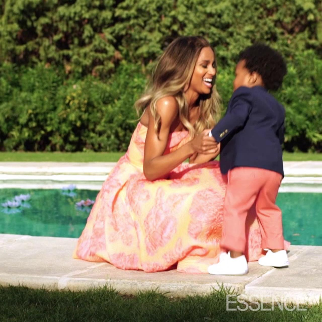 Ciara And Hubby Russell Wilson Held Their Baby Shower This Past Weekend,  And The Gorgeous Photos Are Now Out!