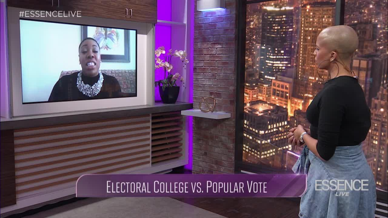 electoral college vs popular vote essay American history essays: the truth about the electoral college search browse essays if the presidential election were decided by popular vote then a.