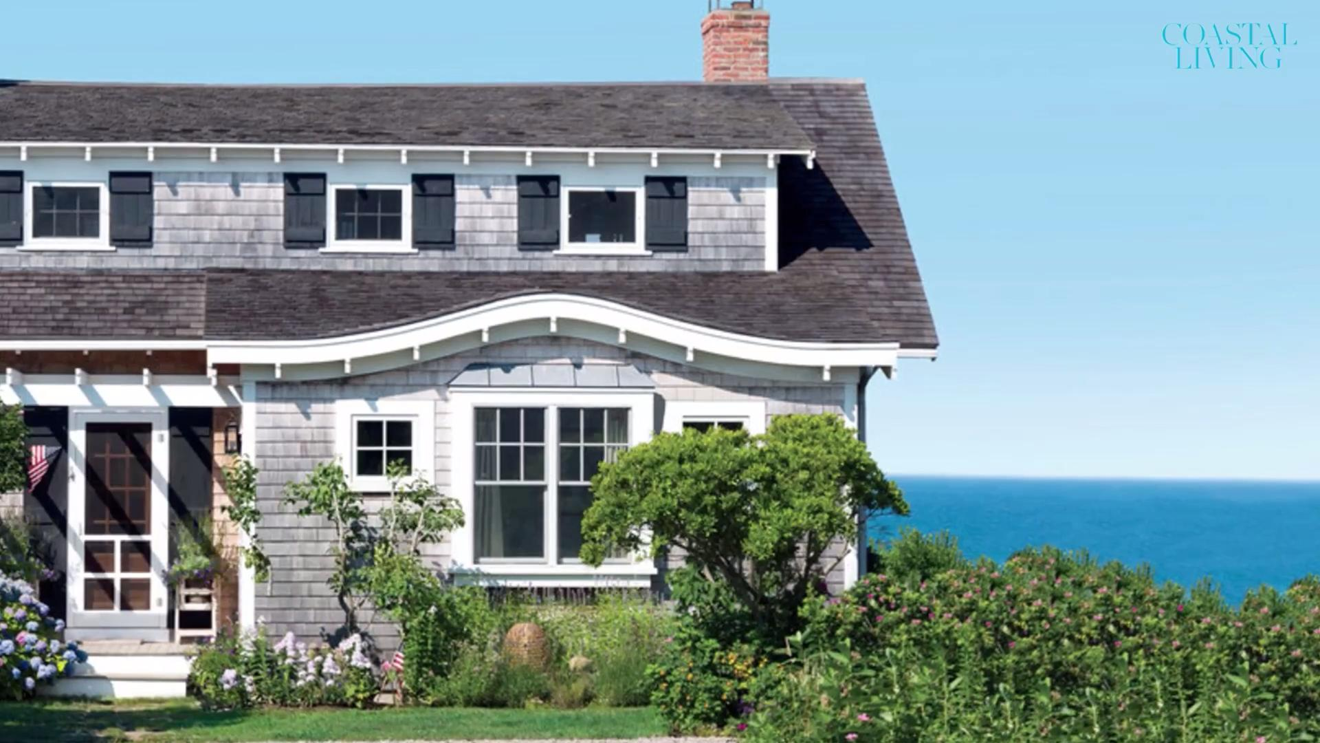 6 Beautiful Beach Cottages